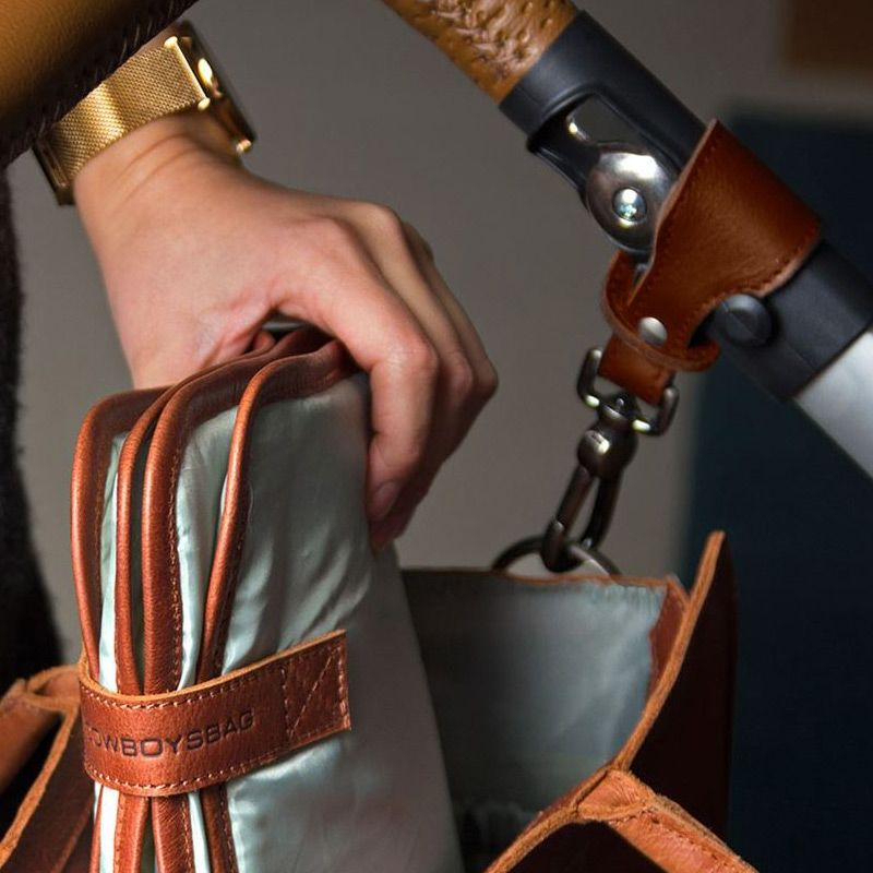 Cowboysbag Stroller Straps Cognac-136607