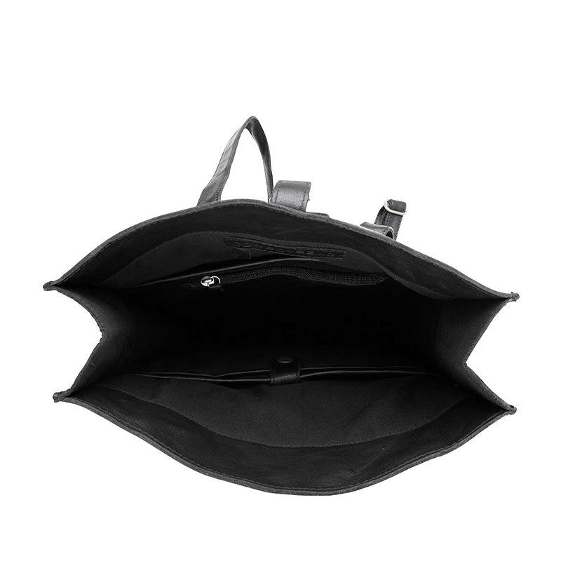 Cowboysbag Backpack Doral 15 inch Black-141009