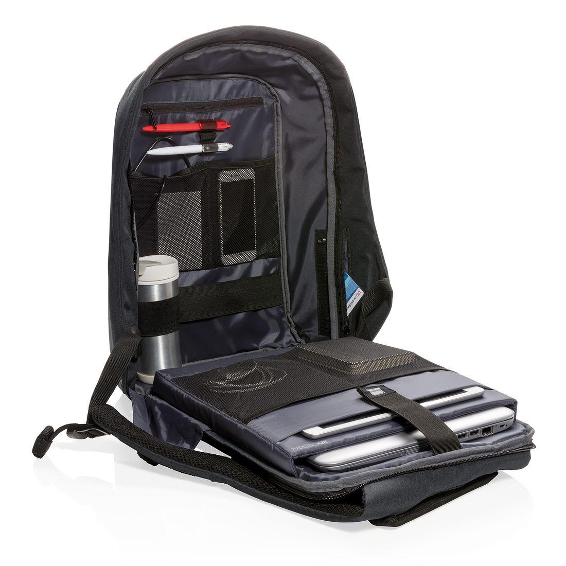 "XD Design Bobby XL Anti-theft Backpack 17"" Black-138749"