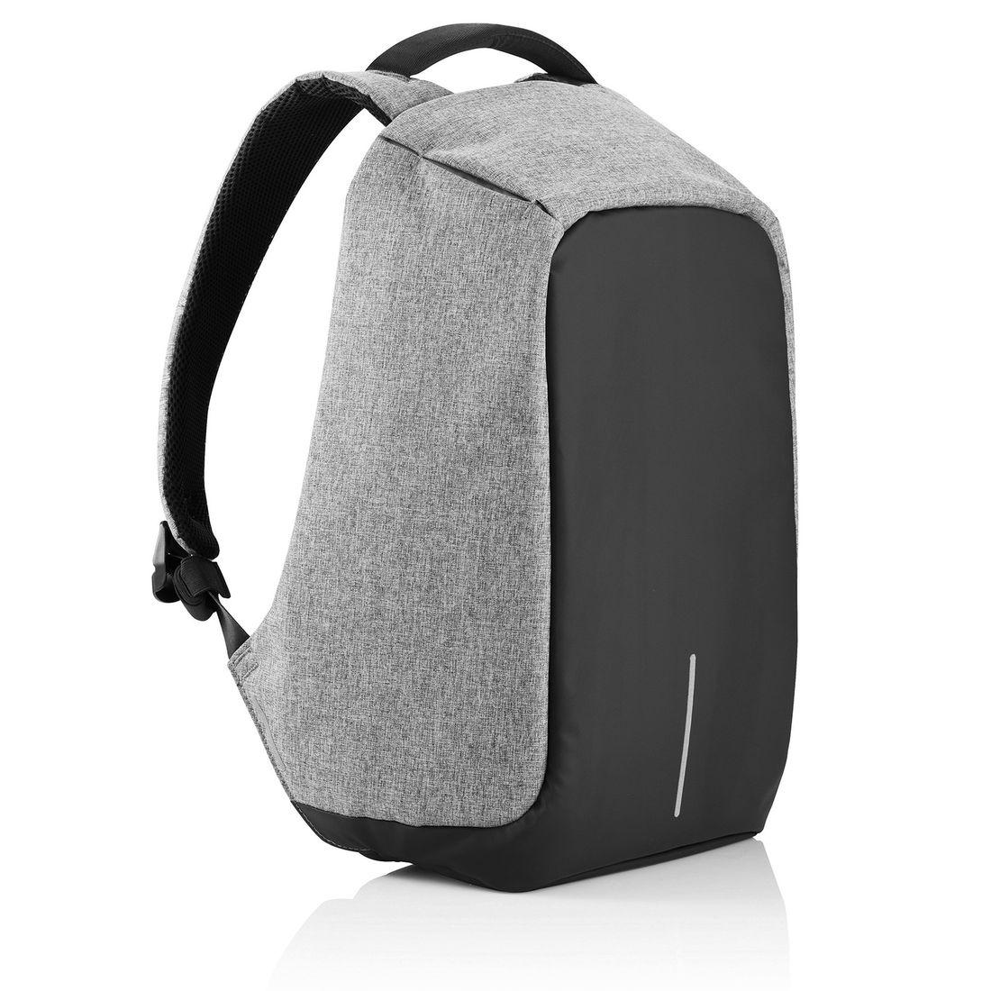 "XD Design Bobby XL Anti-theft Backpack 17"" Grey-138727"