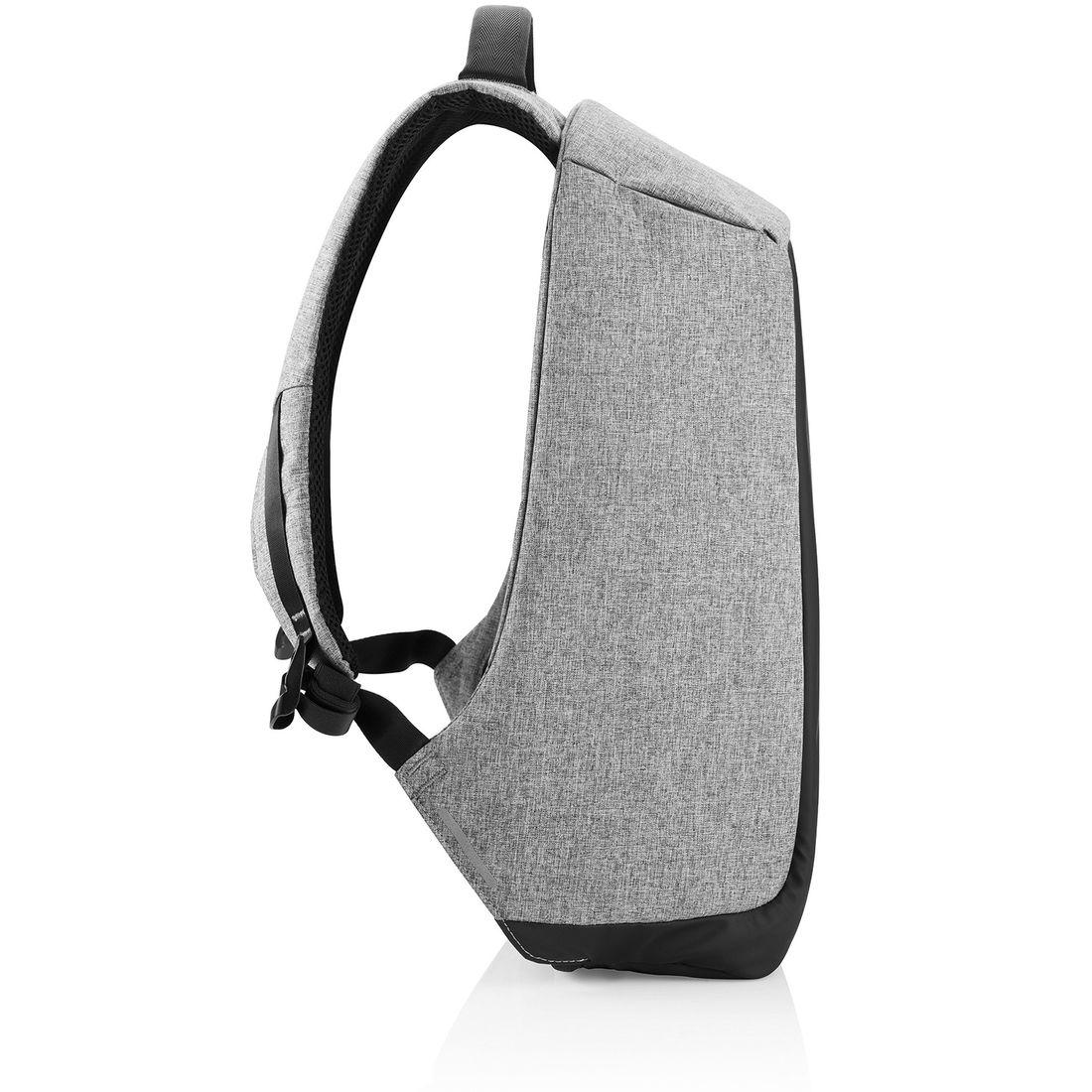 "XD Design Bobby XL Anti-theft Backpack 17"" Grey-138728"