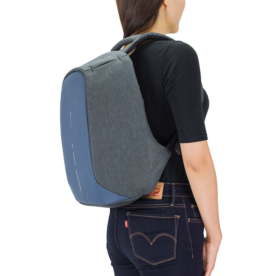 XD Design Bobby Compact Anti-theft Backpack Diver Blue-141990