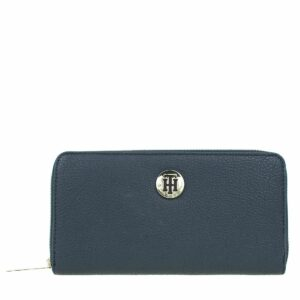 Tommy Hilfiger TH Core Large Z/A Wallet Navy-0