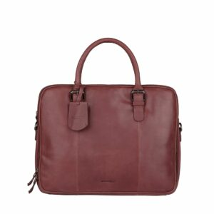 Burkely Lois Lane Workbag Cranberry Red
