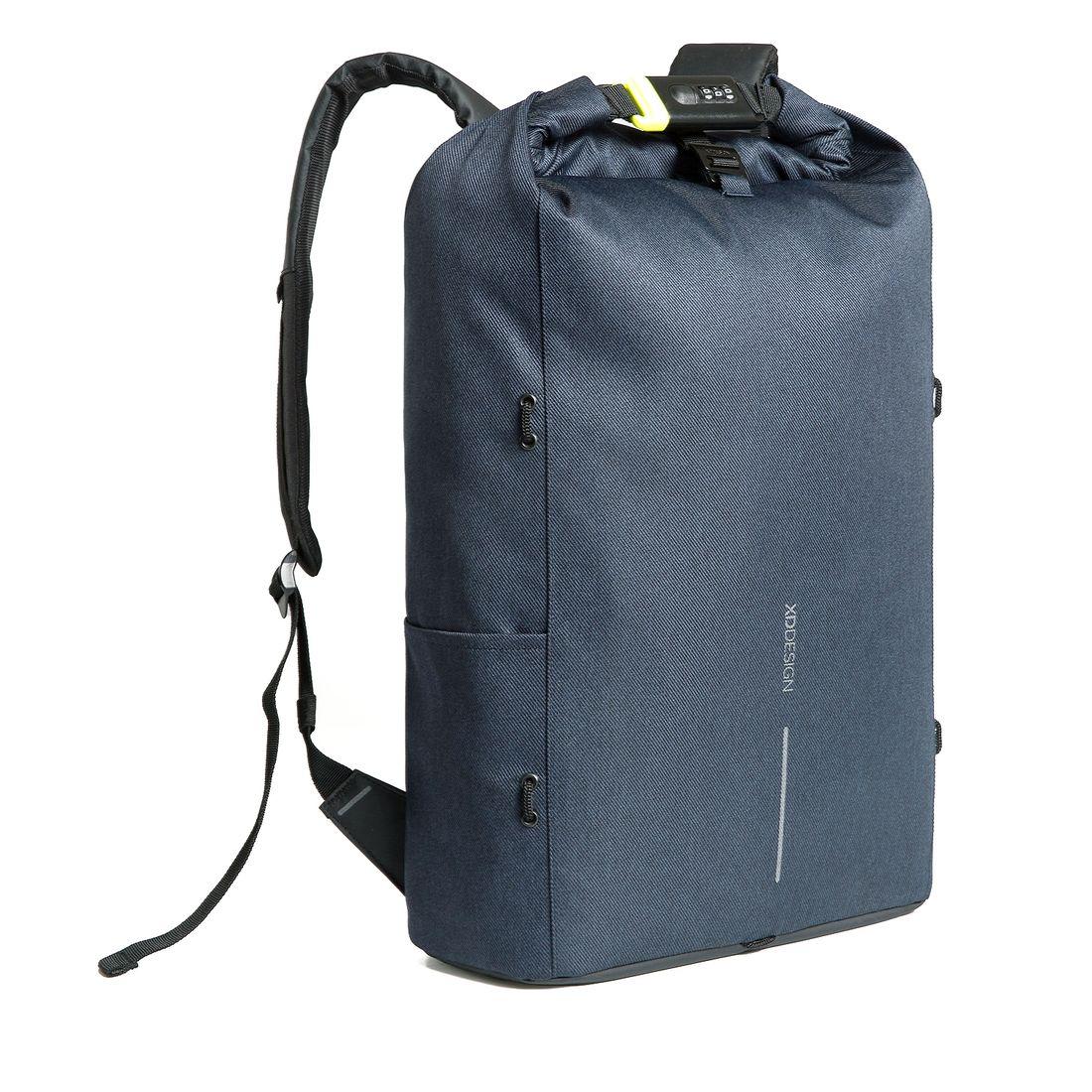 XD Design Bobby Urban Light Anti-theft Backpack Navy Blue-149451