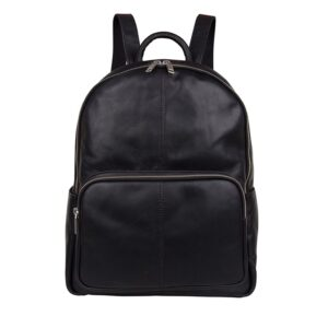 Cowboysbag Backpack Mason 15 Inch Black-0