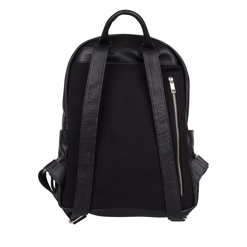Cowboysbag Backpack Mason 15 Inch Black-156323