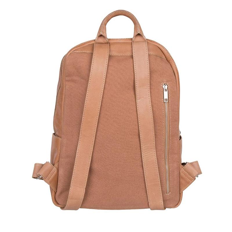Cowboysbag Backpack Mason 15 Inch Camel-156329