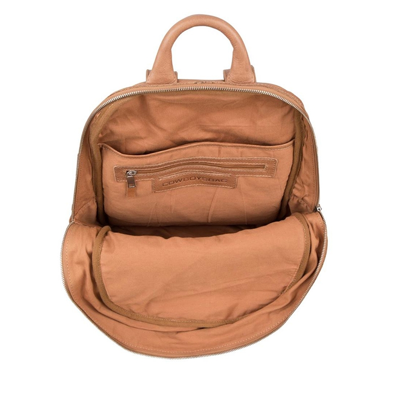 Cowboysbag Backpack Mason 15 Inch Camel-156330