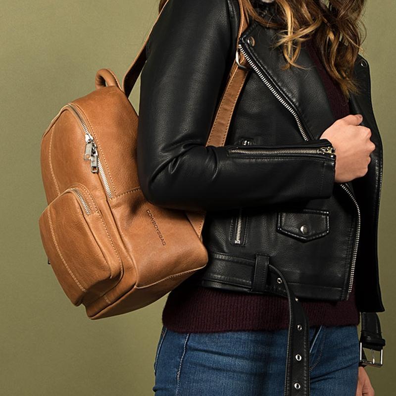 Cowboysbag Backpack Estell Camel-156261