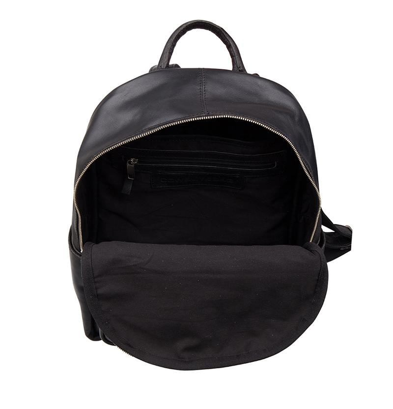 Cowboysbag Backpack Mason 15 Inch Black-156322