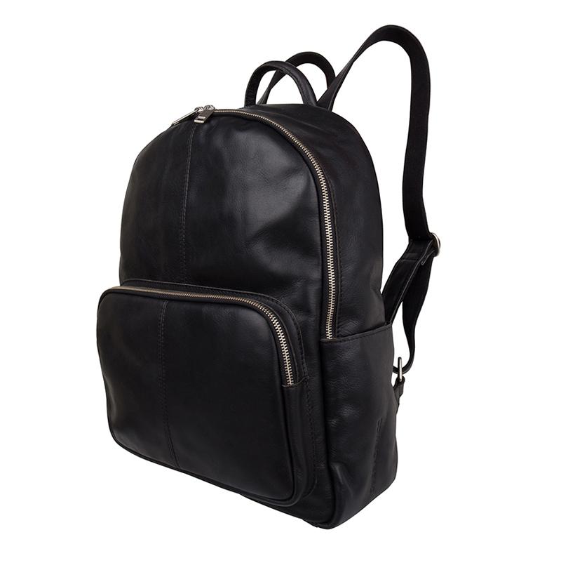 Cowboysbag Backpack Mason 15 Inch Black-156321