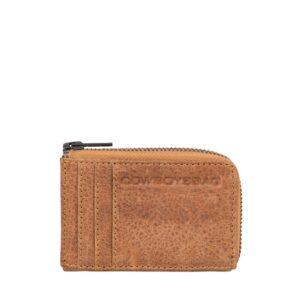 Cowboysbag Wallet Collins Cognac-0