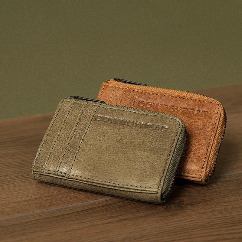 Cowboysbag Wallet Collins Cognac-156236