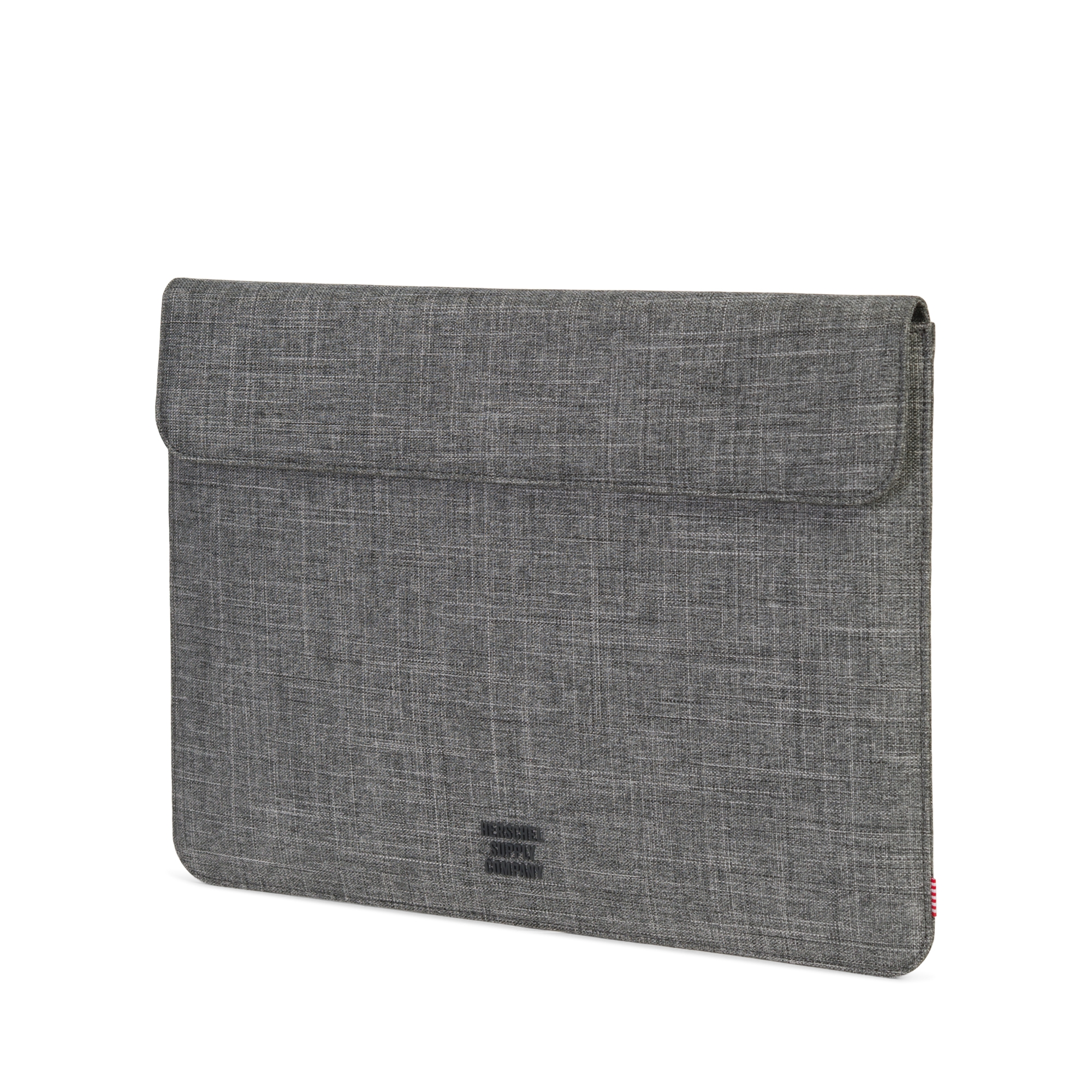 "Herschel Spokane Sleeve for 15"" Macbook Raven Crosshatch-156211"