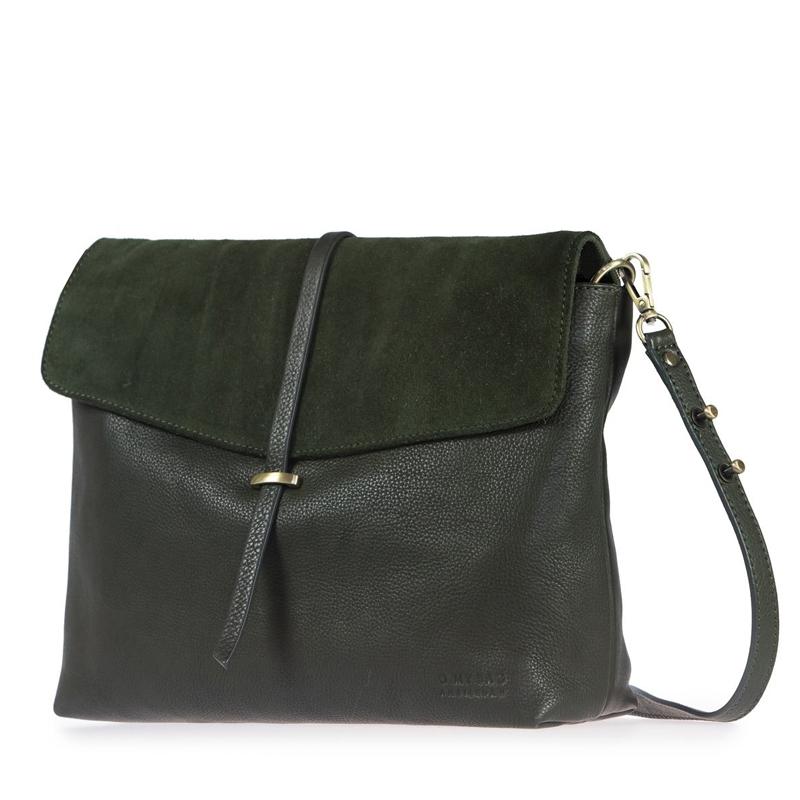 O My Bag Ella Eco-Forest Green-156088