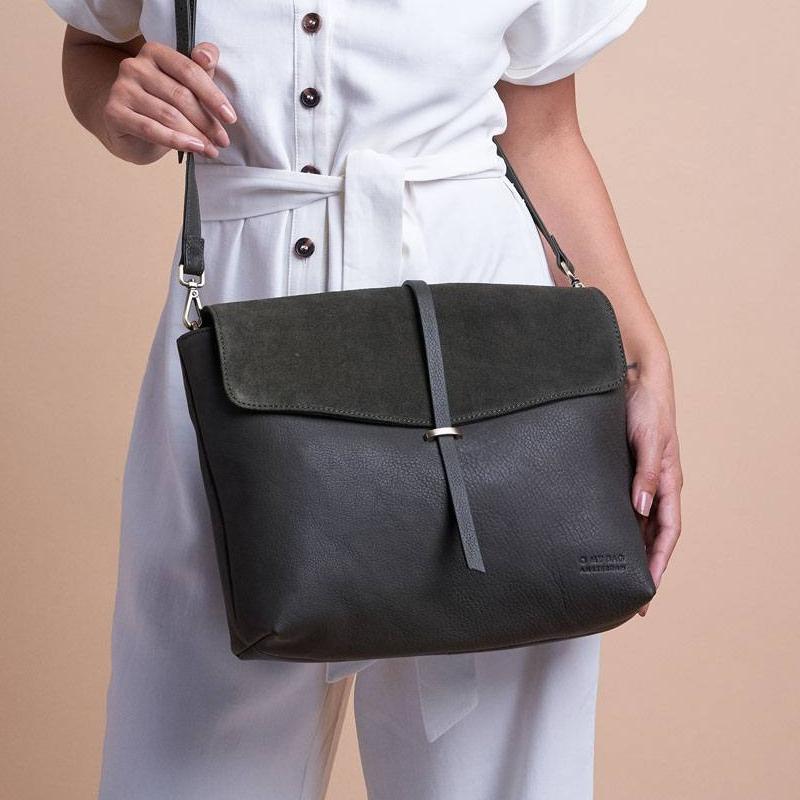 O My Bag Ella Eco-Forest Green-156090