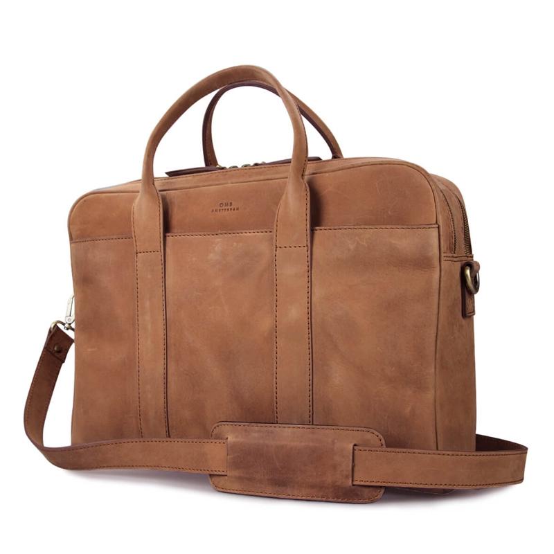 O My Bag Harvey Maxi Eco-Camel-156074