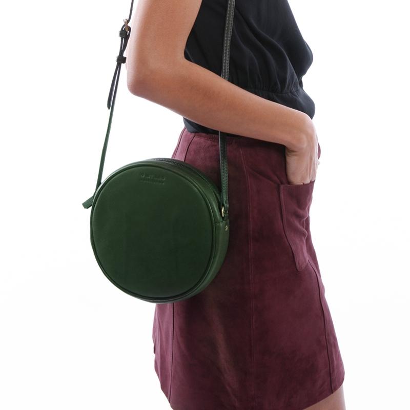 O My Bag Luna Bag Eco-Forest Green-156080