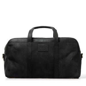 O My Bag Otis Weekender Eco-Black-0