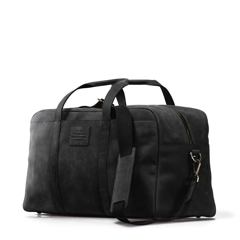O My Bag Otis Weekender Eco-Black-156113
