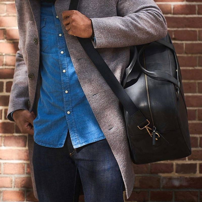 O My Bag Otis Weekender Eco-Black-156115