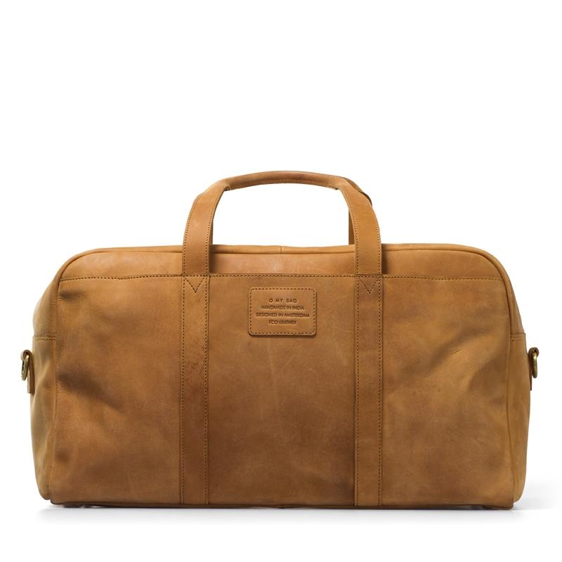 O My Bag Otis Weekender Eco-Camel-0