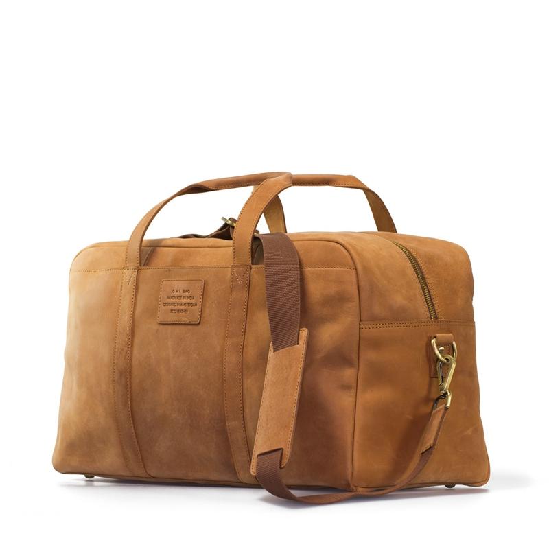 O My Bag Otis Weekender Eco-Camel-156083