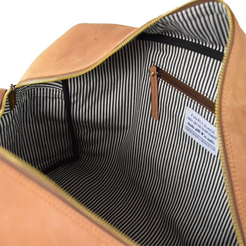 O My Bag Otis Weekender Eco-Camel-156085
