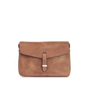 O My Bag Ally Bag Midi Eco Camel-0