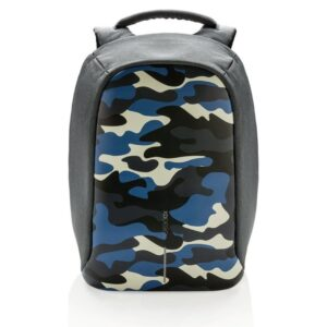 XD Design Bobby Compact Anti-theft Backpack Camouflage Blue-0
