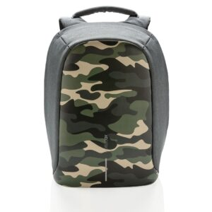 XD Design Bobby Compact Anti-theft Backpack Camouflage Green-0