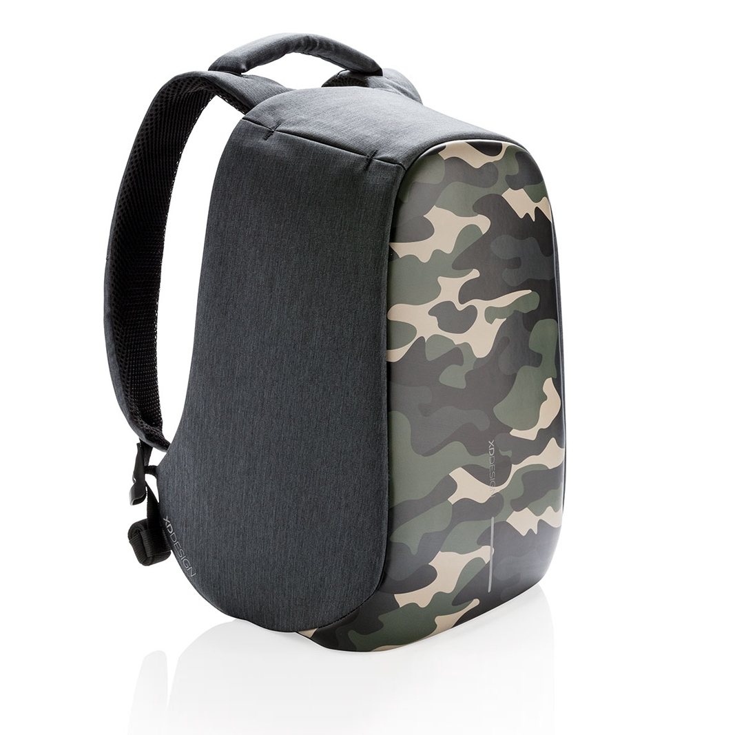 XD Design Bobby Compact Anti-theft Backpack Camouflage Green-156876