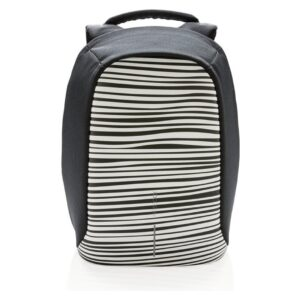XD Design Bobby Compact Anti-theft Backpack Zebra-0