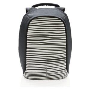 XD Design Bobby Compact Anti-theft Backpack Zebra-0