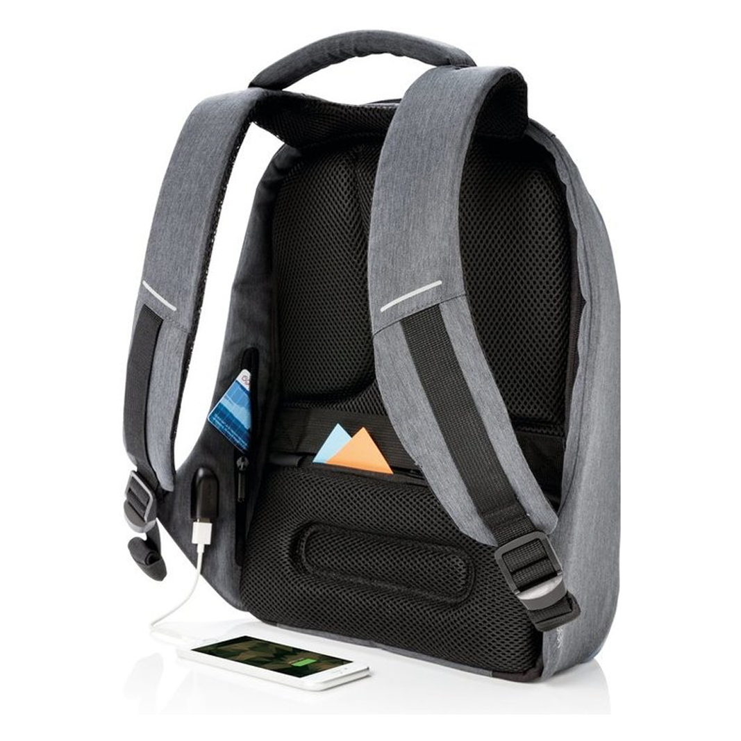 XD Design Bobby Compact Anti-theft Backpack Zebra-156887