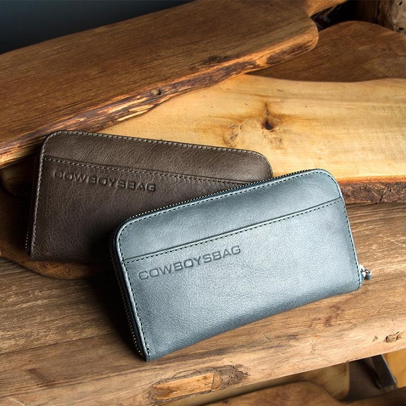 Cowboysbag The Purse Petrol-157070