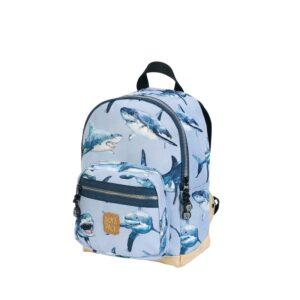 Pick & Pack Backpack Mini Shark Blue-0