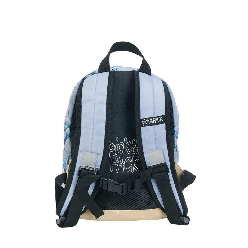 Pick & Pack Backpack Mini Shark Blue-157542
