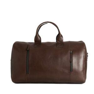 Still Nordic Clean XL Weekend Bag Brown-0
