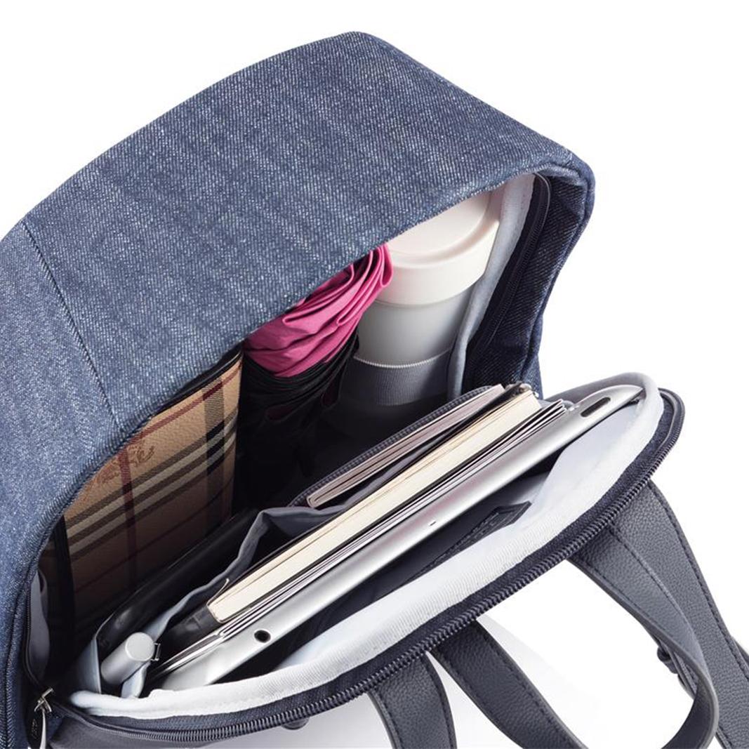 XD Design Elle Anti-theft Backpack Blue-157692