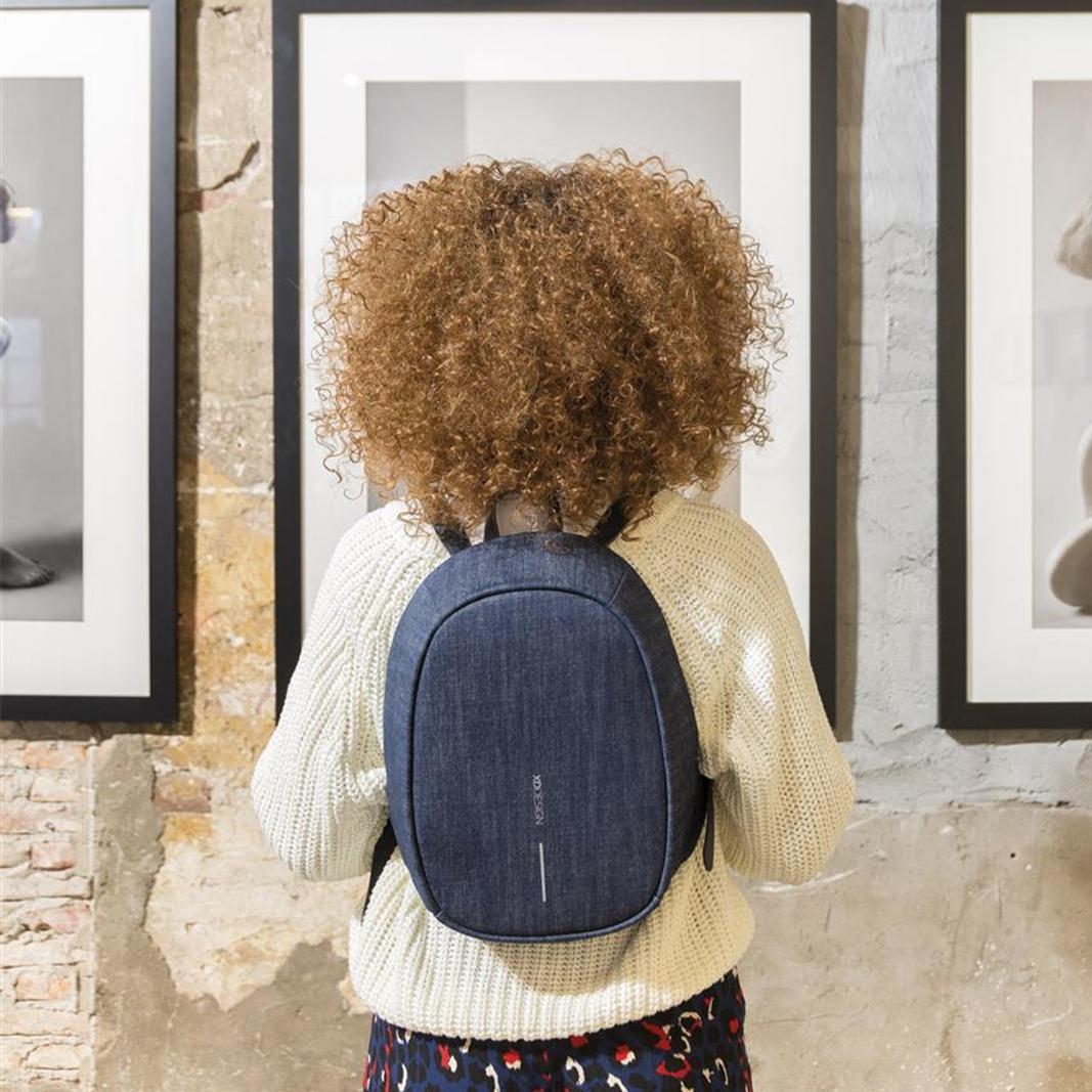 XD Design Elle Anti-theft Backpack Blue-157691