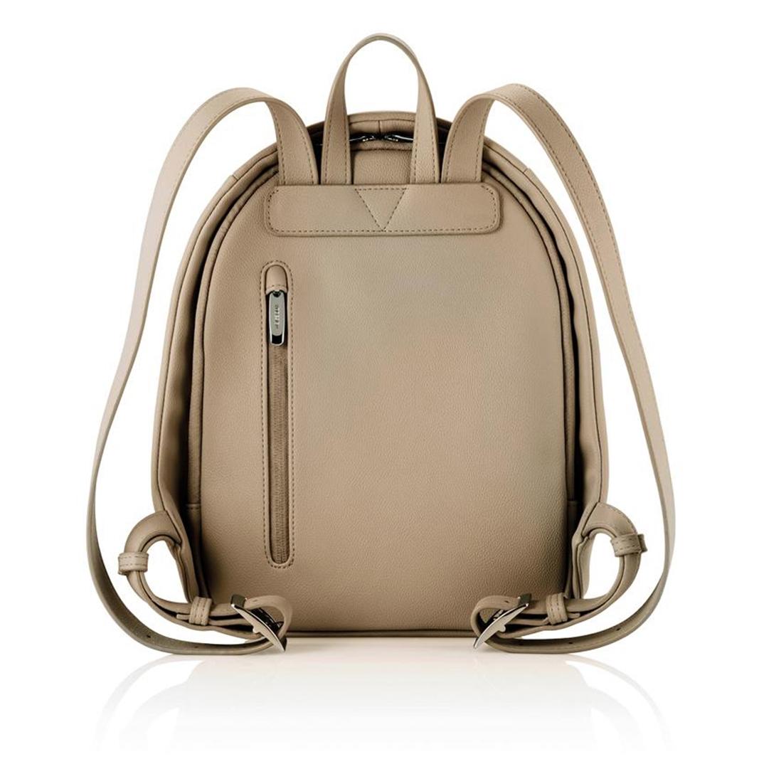 XD Design Elle Anti-theft Backpack Brown-157679