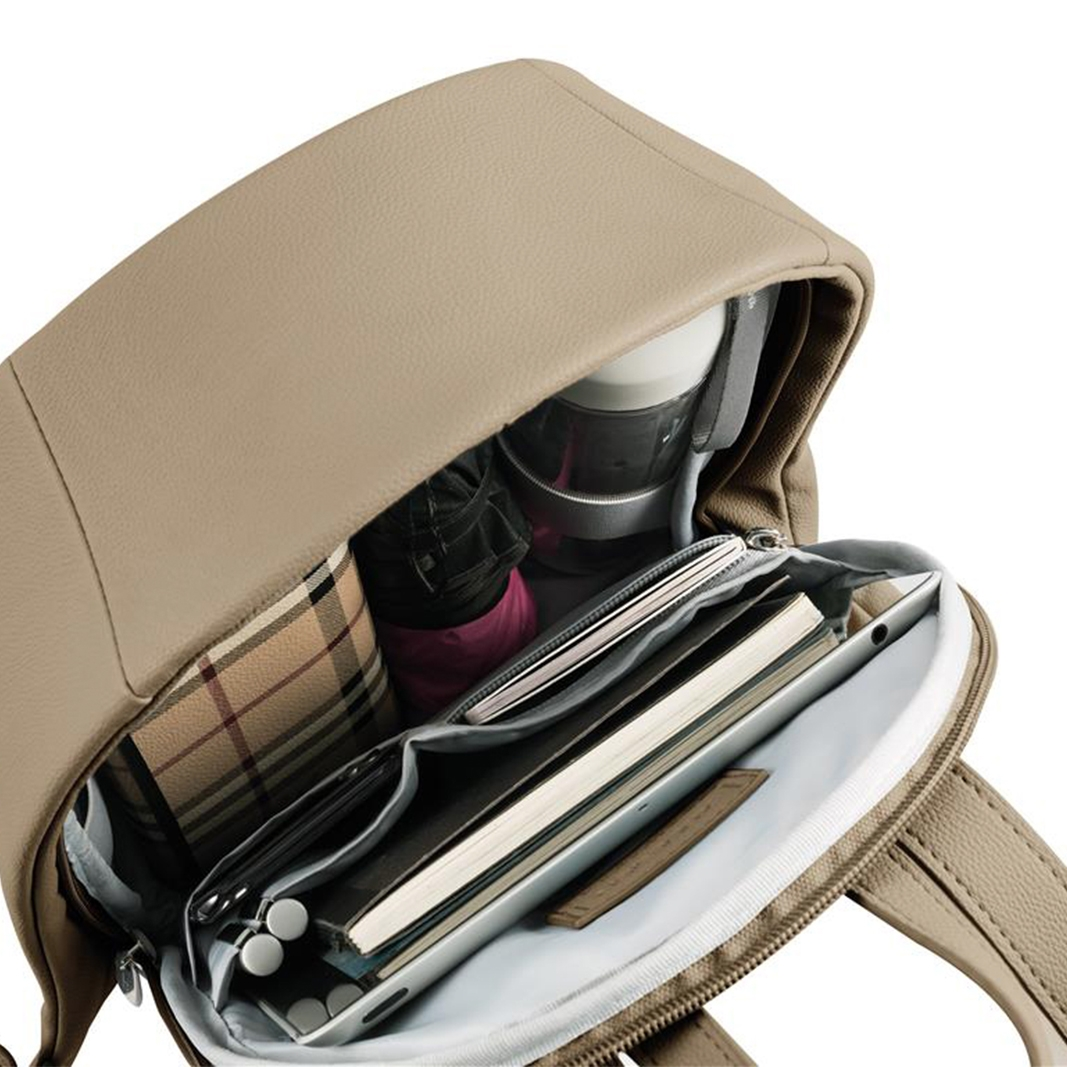 XD Design Elle Anti-theft Backpack Brown-157676