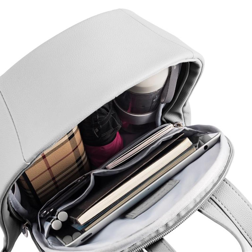 XD Design Elle Anti-theft Backpack Grey-157626