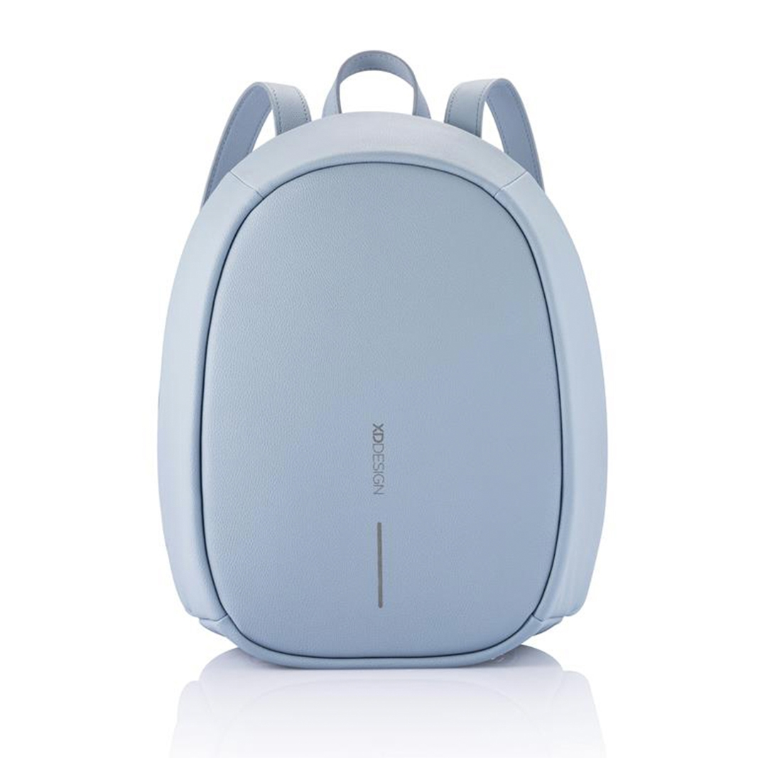 XD Design Elle Anti-theft Backpack Light Blue-0