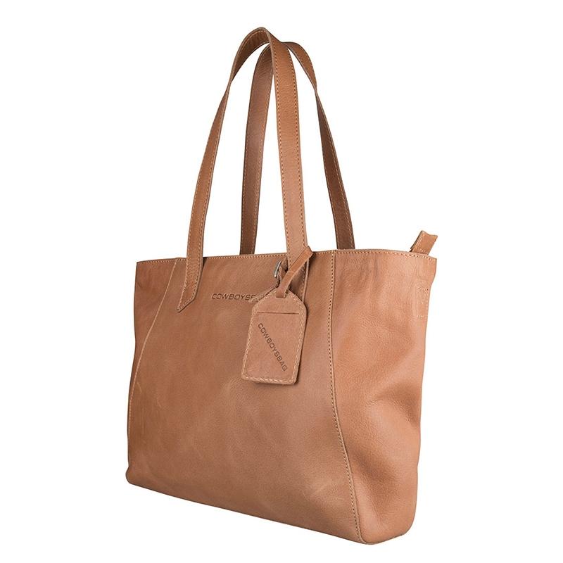 Cowboysbag Jenner Handbag Camel-158777