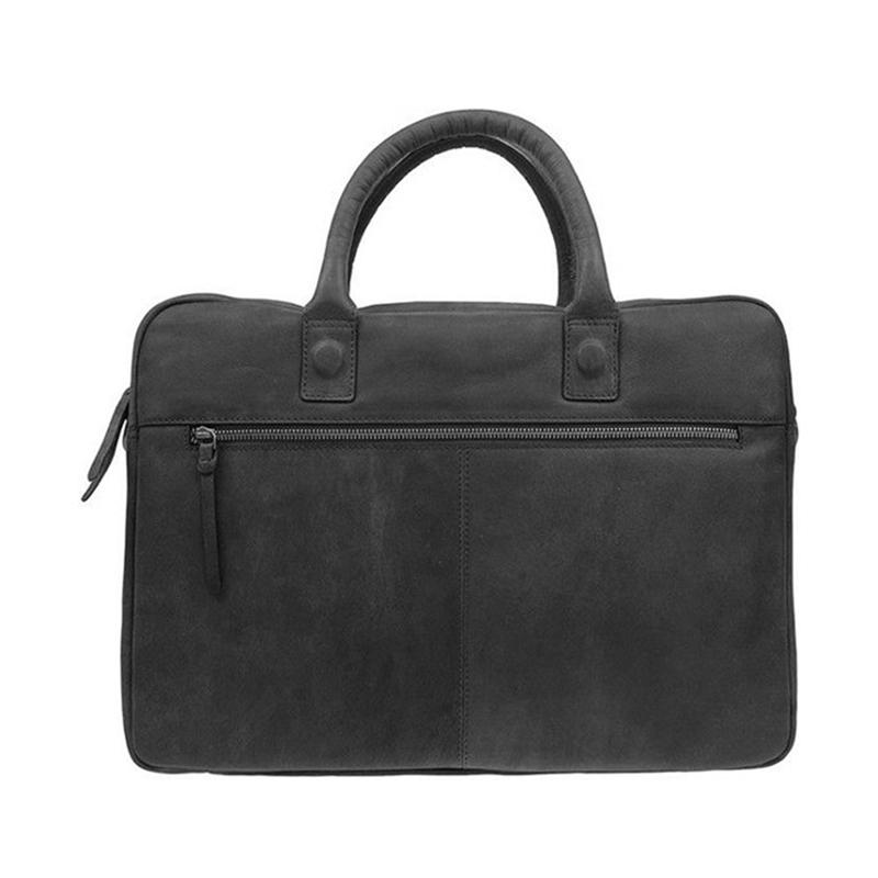 DSTRCT Wall Street 17'' Business Laptop Bag Black-159324