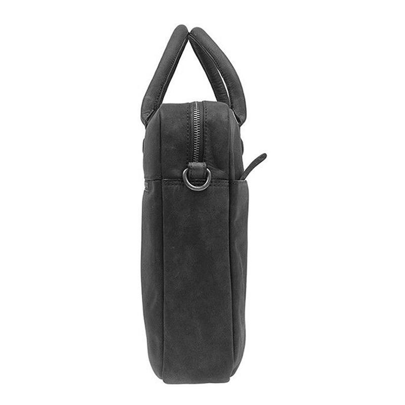 DSTRCT Wall Street 17'' Business Laptop Bag Black-159326