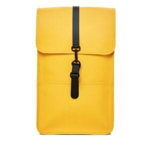 RAINS Backpack Yellow-0